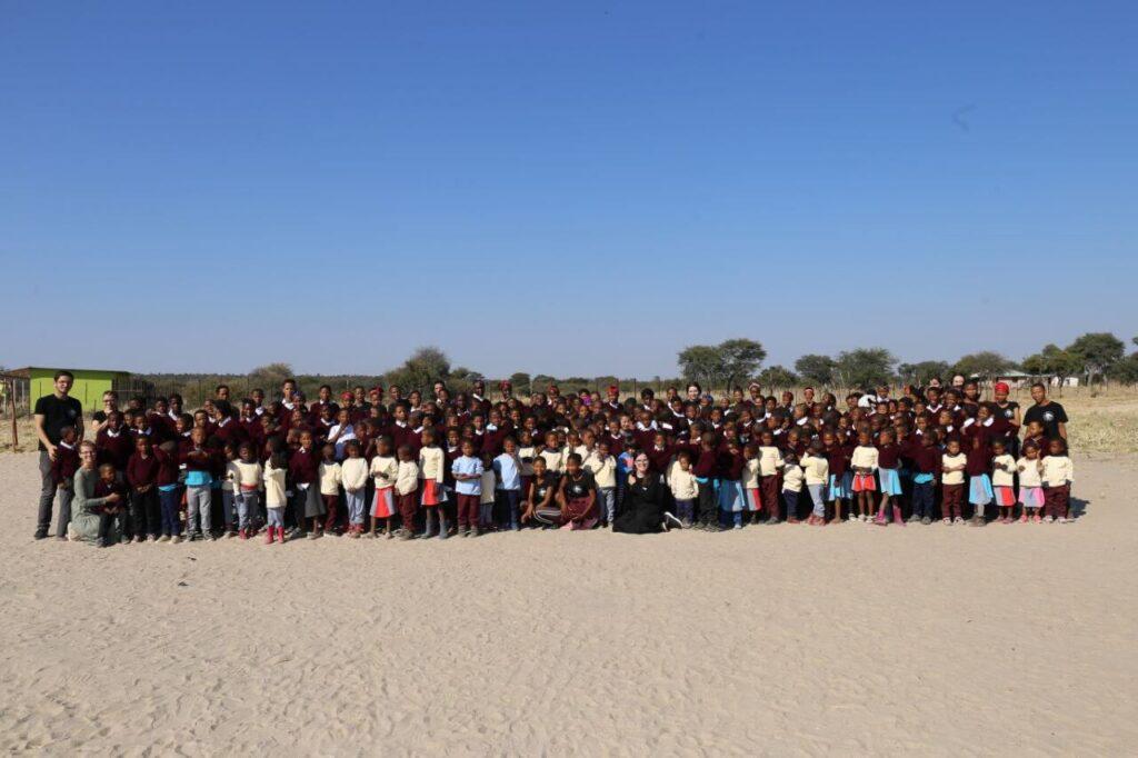 Education Kalahari New Hope